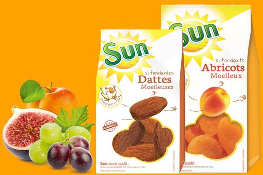 dattes et abricots moelleux
