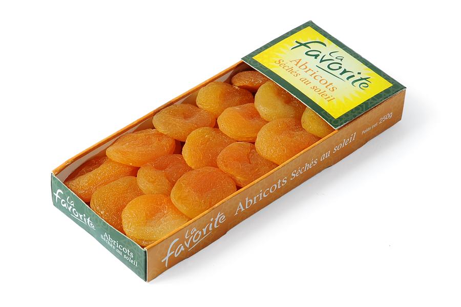 boite abricots