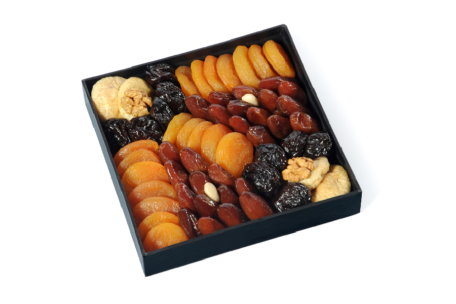 Eleganza assortiment de fruits seches