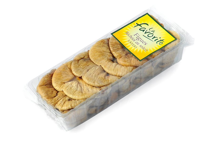 Figues sechees Layers La Favorite 500g