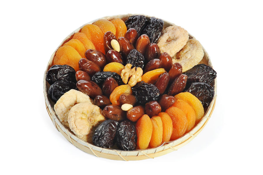 Rosalie assortiment de fruits seches