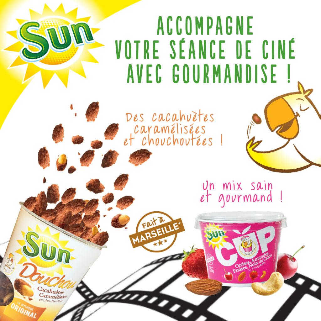 SUN au cinéma