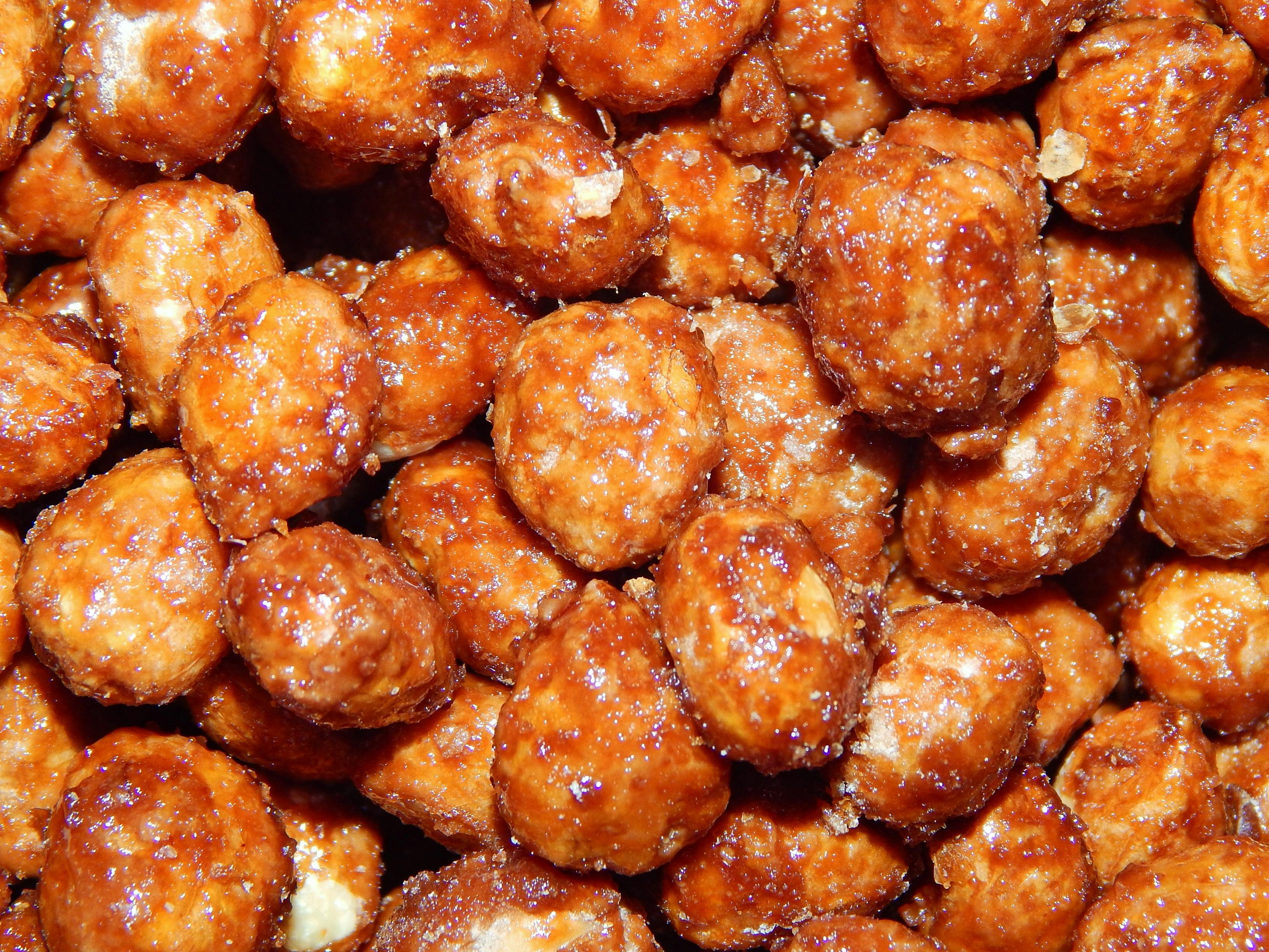 Chouchou cacahuètes caramélisées chez COLOR FOODS